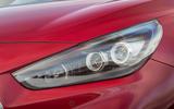 Hyundai i30 Fastback N 2019 UK first drive review - headlights