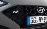 4 Hyundai i30 Fastback N DCT 2021 FD nose badge