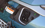 Hyundai Kona electric charging port