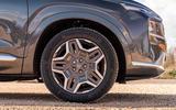 4 Hyundai Santa Fe PHEV 2021 UK FD alloy wheels