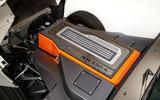 Jaguar E-Type Zero concept - electric motor