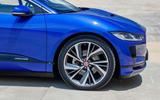 Jaguar I-Pace 2018 review front end