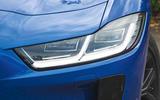 Jaguar I-Pace 2018 - headlights