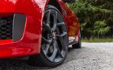 Jaguar XE 300 Sport 2018 UK first drive review front aero