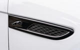 4 Jaguar XF 2021 UK first drive review side details