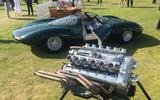 Jaguar XJ13 - side