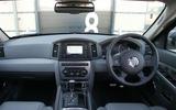 Jeep Grand Cherokee 2006 - interior