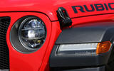 Jeep Wrangler Rubicon 2dr 2018 first drive review headlights