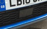 Kia Ceed 2018 long-term review - front radar