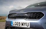 Kia Niro PHEV 2020 UK first drive review - nose