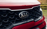 4 Kia Sorento PHEV 2021 UK first drive review nose