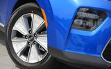 Kia Soul EV 2019 first drive review - alloy wheels