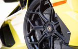 Lamborghini Aventador SVJ 2018 first drive review alloy wheels
