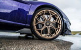 Lamborghini Aventador SVJ 2018 UK first drive review - alloy wheels