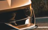 Lamborghini Aventador SVJ Roadster 2019 first drive review - front aero