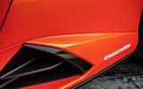 Lamborghini Huracan Evo 2019 first drive review - aero