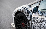 Lamborghini Huracan STO 2020 first drive review - front arches