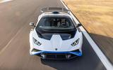 4 Lamborghini Huracan STO 2021 FD tracking nose