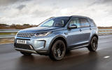 Land Rover Discovery Sport PHEV 2020 - hero front