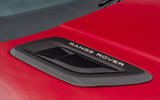 Land Rover Range Rover Sport HST 2019 UK first drive review - bonnet vent