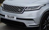 4 Land Rover Range Rover Velar PHEV 2021 UK first drive review nose