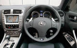 Lexus IS F 2008 - interior