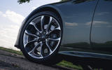 Lexus LC 500 Limited Edition 2020 UK first drive review - alloy wheels