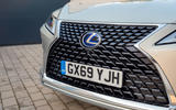 4 Lexus RX 450h L 2021 UK FD nose