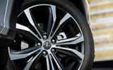 Lexus RX 450hL 2018 review alloy wheels