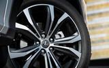 Lexus RX 450hL 2018 review alloy wheels