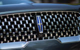 Lincoln Aviator 2020 first drive review - front grille