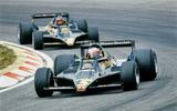 Lotus 79 1979 - hero front