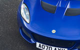 4 Lotus Elise Sport 240 Final Edition 2021 UK first drive review nose