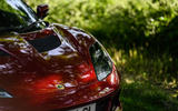 Lotus evora GT410 2020 UK first drive review - headlights