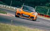 4 Lotus Exige final edition 2021 UK FD track cornering