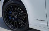 4 Maserati Ghibli Hybrid 2021 UK FD alloy wheels