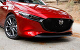 Mazda 3 2.0 Skyactiv-G 2019 first drive review - front end
