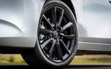 4 Mazda 3 e Skyactiv X 2021 UK fd alloy wheels