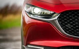 Mazda CX-30 2019 UK first drive review - headlights