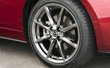 Mazda MX-5 2.0 Sport Tech 2020 UK first drive review - alloy wheels