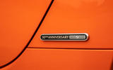 Mazda MX-5 30th Anniversary Edition 2019 UK first drive review - plaque