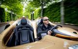 4 McLaren Elva 2021 UK FD AF driving