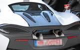 McLaren Sports Series Hybrid prototype rear close