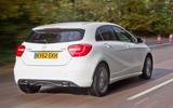 Mercedes-Benz A-Class rear