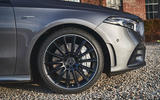 Mercedes-AMG A35 2019 UK first drive review - alloy wheels