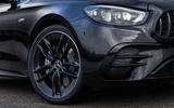 4 Mercedes AMG E52 2021 UK first drive review alloy wheels