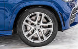 Mercedes-AMG GLE 53 2020 first drive review - alloy wheels