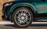 Mercedes-AMG GLS 63 2020 first drive review - alloy wheels