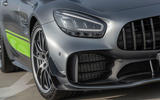 Mercedes-AMG GT R Pro 2019 first drive review - front bumper