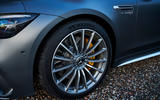 Mercedes-AMG GT 63 S 4-door Coupé 2019 UK first drive review - alloy wheels